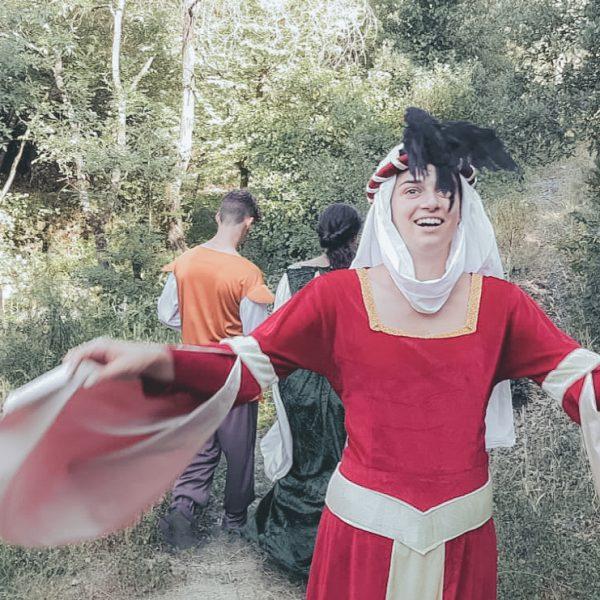 Simone Sonetti - Il merlo e la contessa